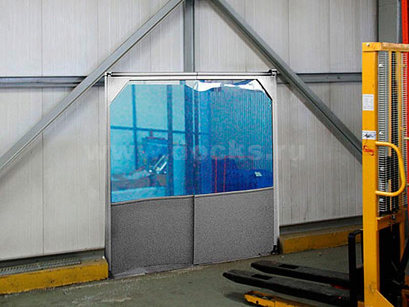 Автоматика на откатные ворота дорхан
